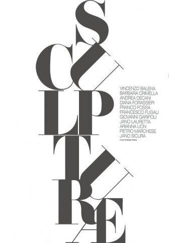 Poster Sculpturae