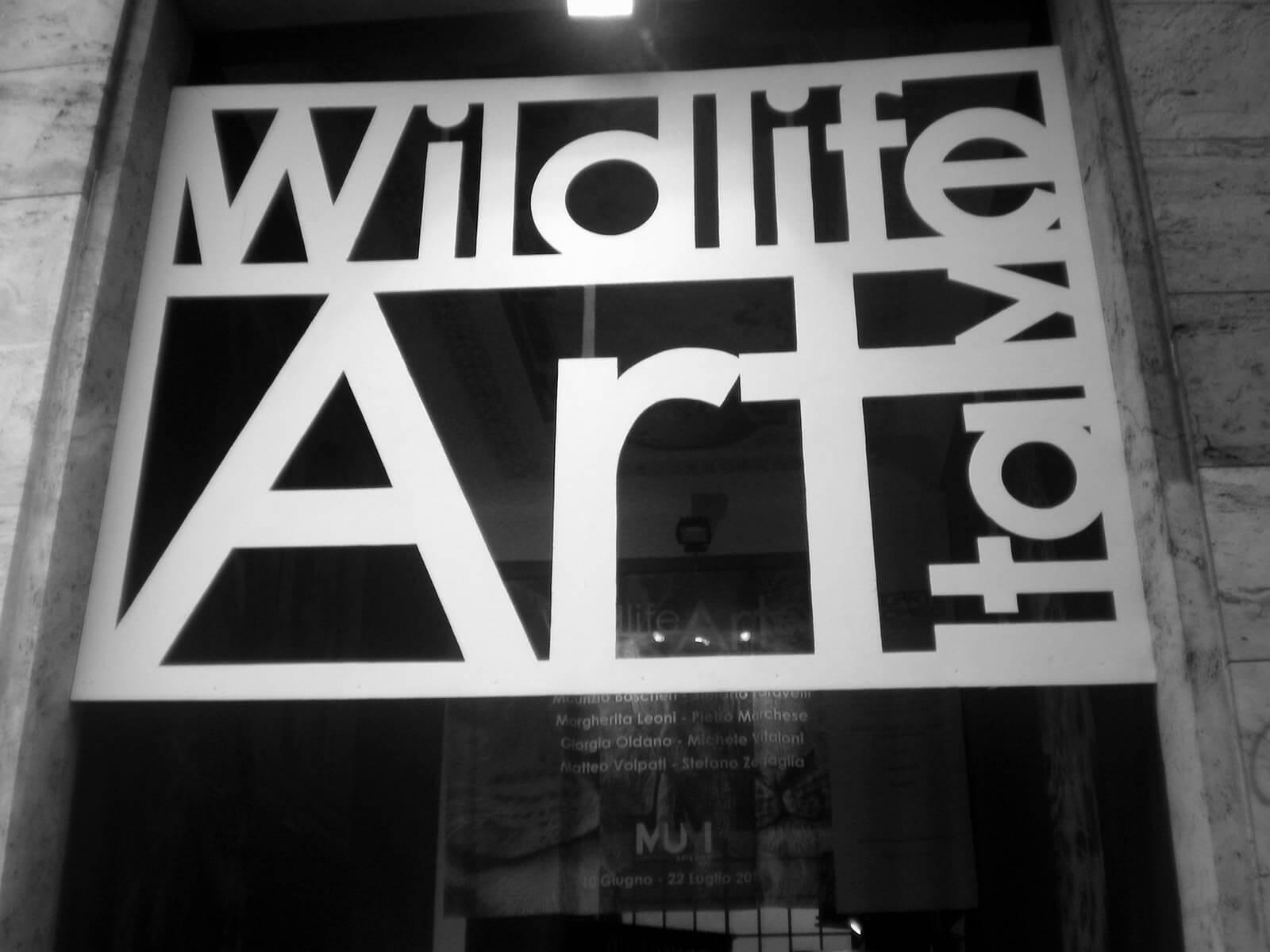 Wild life Art Italy 1