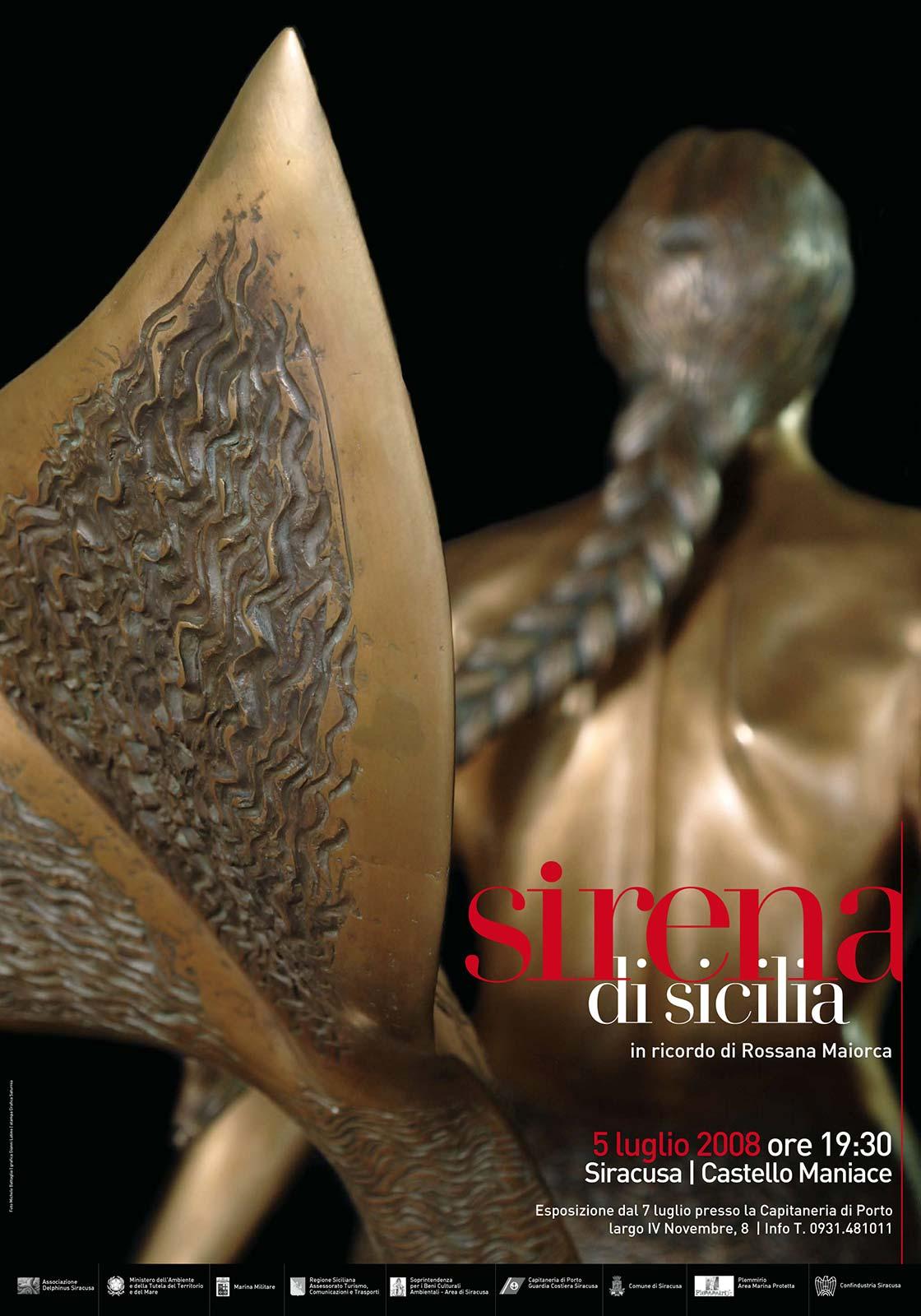Manifesto Sirena di Sicilia