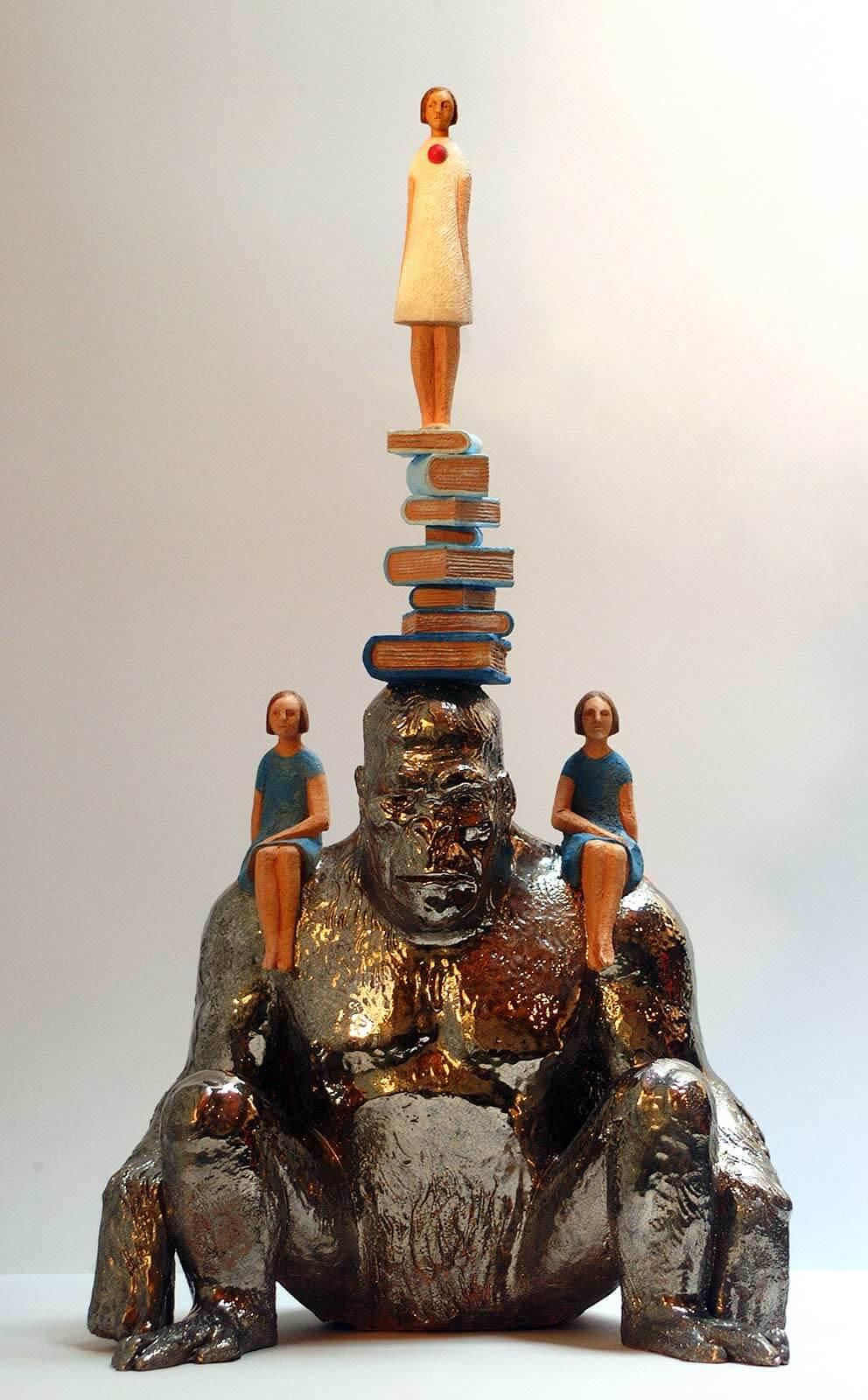 Equilibrio antropomorfico 4