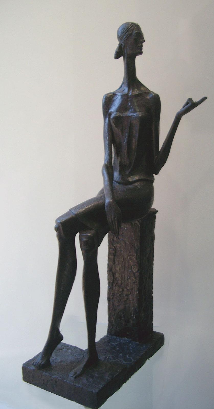 Donna gazzella